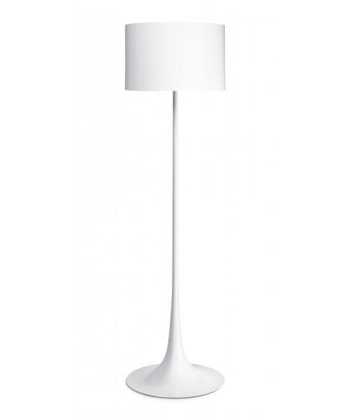 Spun Light Golvlampa Vit - Flos