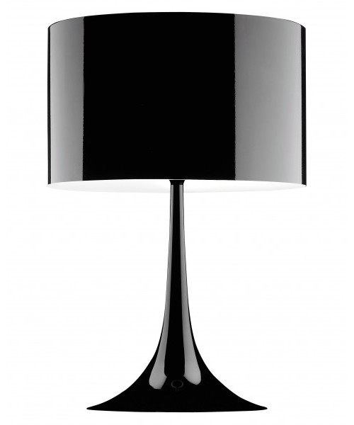 Spun Light Bordlampe Sort - Flos