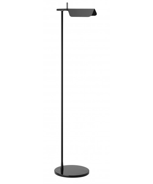 Tab Gulvlampe Sort LED - Flos