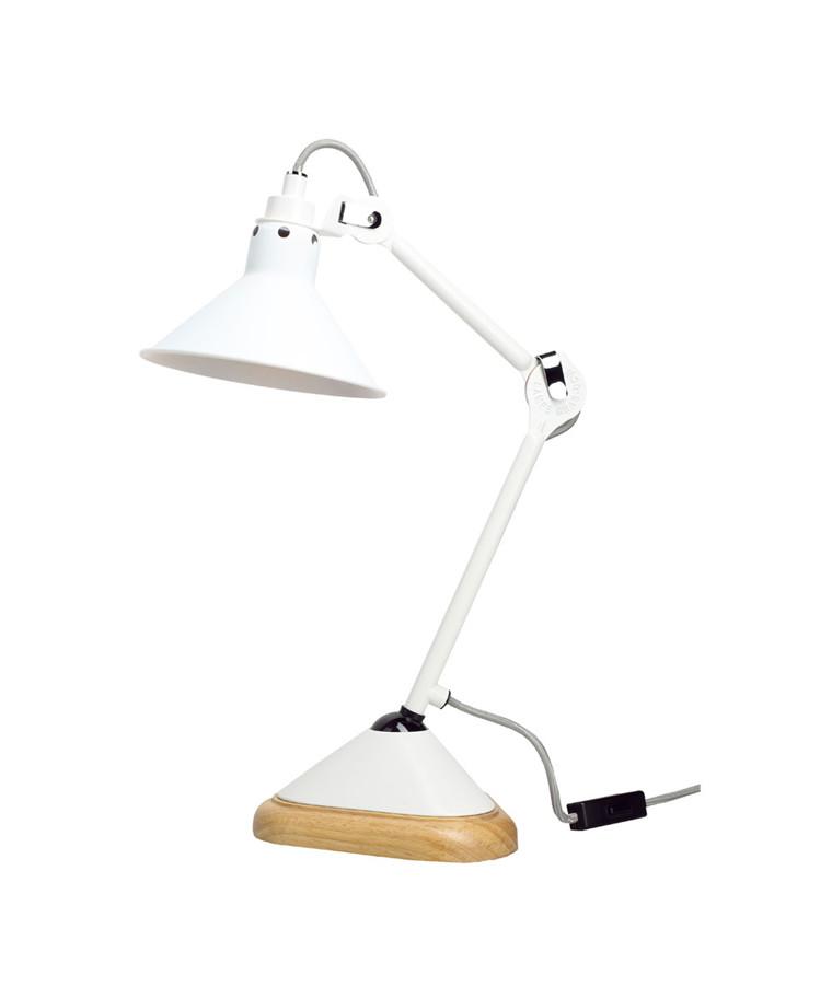 207 Bordslampa Vit - Lampe Gras