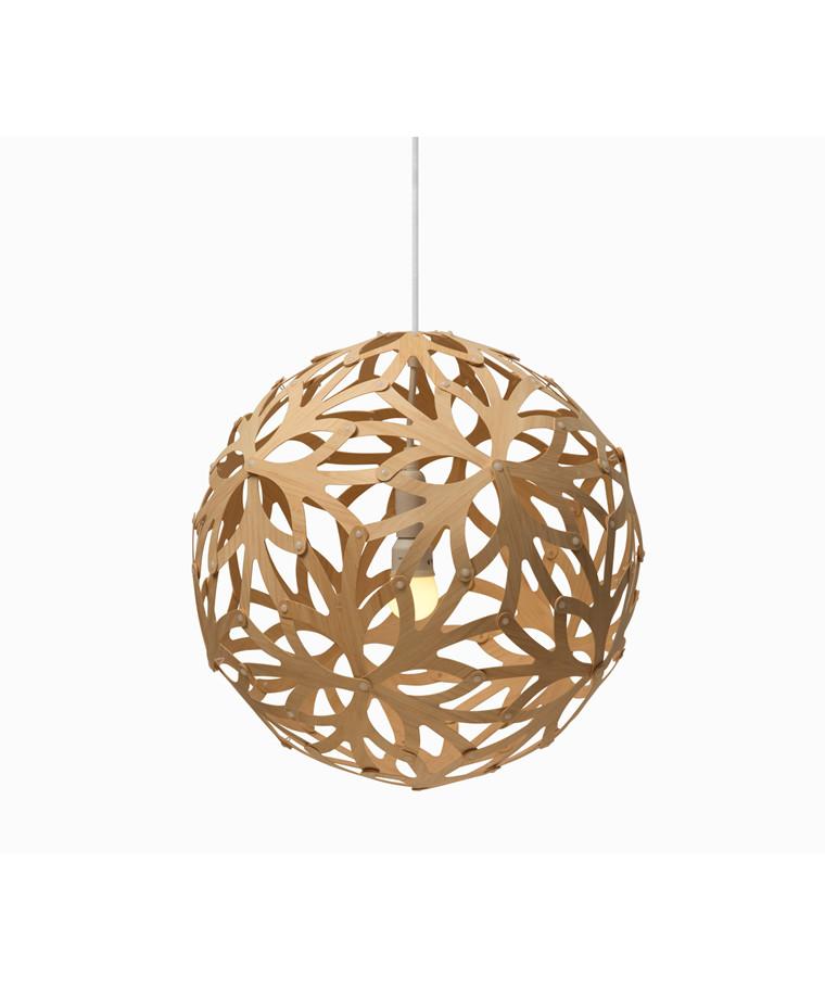 Floral Bamboo Pendel - David Trubridge