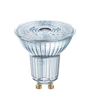 Päronlampa LED 7,2W (575lm) 60° Dimmbar GU10 - Osram