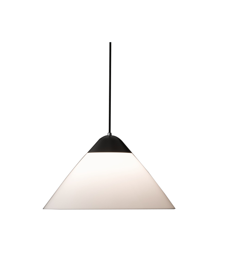 Populære Hans J. Wegner ist für die Pendant & Opala Lampen bekannt DU-12