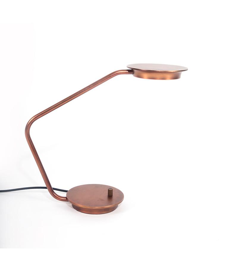 Modernist Bordslampa Brons - 101 Copenhagen