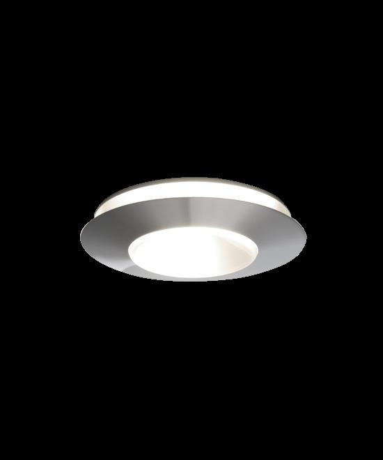 Ring 28 væglampe/loftlampe rustfrit stål