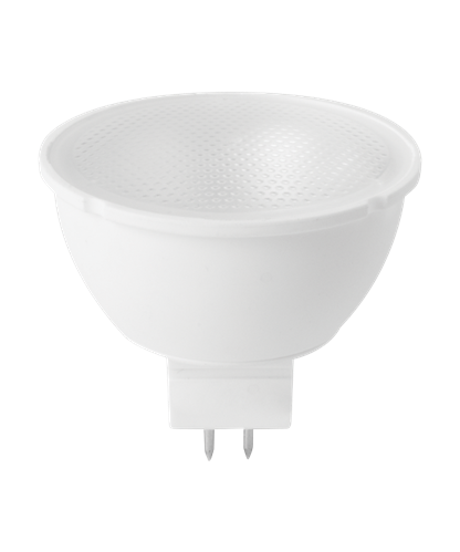 Pære LED 5W Reflektor 60° MR16, GU5,3 - Megaman