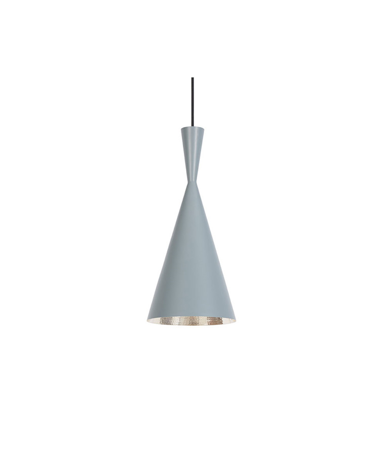 Beat Light Tall Grå - Tom Dixon