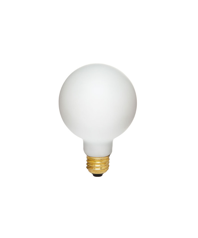Päronlampa LED 6W Porcelain ll E27 - Tala