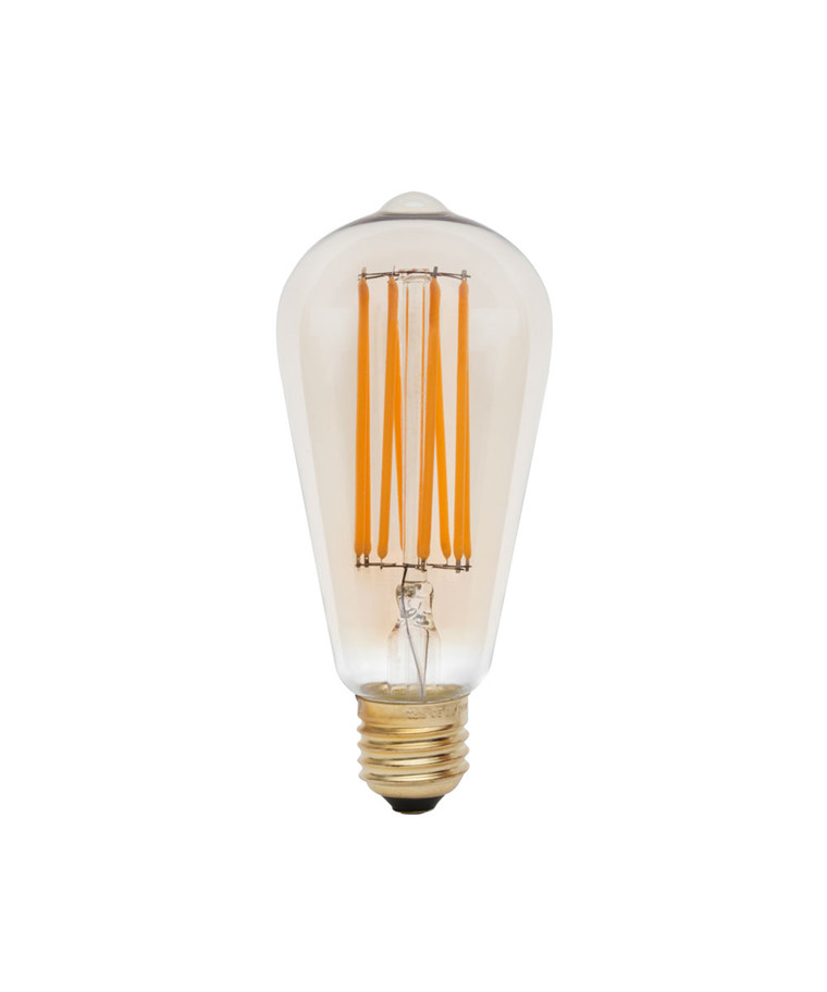 Päronlampa LED 3W Squirrel Cage E27 - Tala