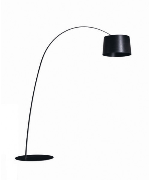 Twiggy Gulvlampe Sort - Foscarini