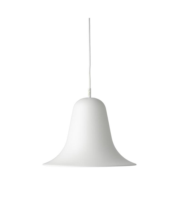 Pantop Pendel Mat Hvid - Verpan