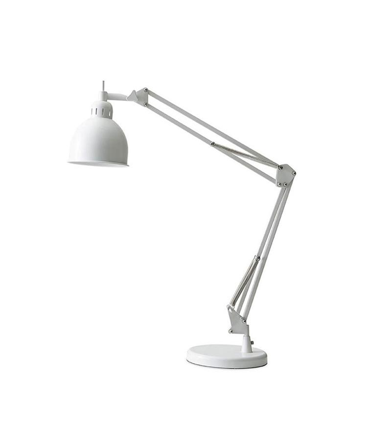 Job Bordlampe Mat Hvid - Frandsen