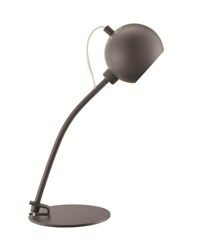 Ball Bordlampe Mat Grå - Frandsen