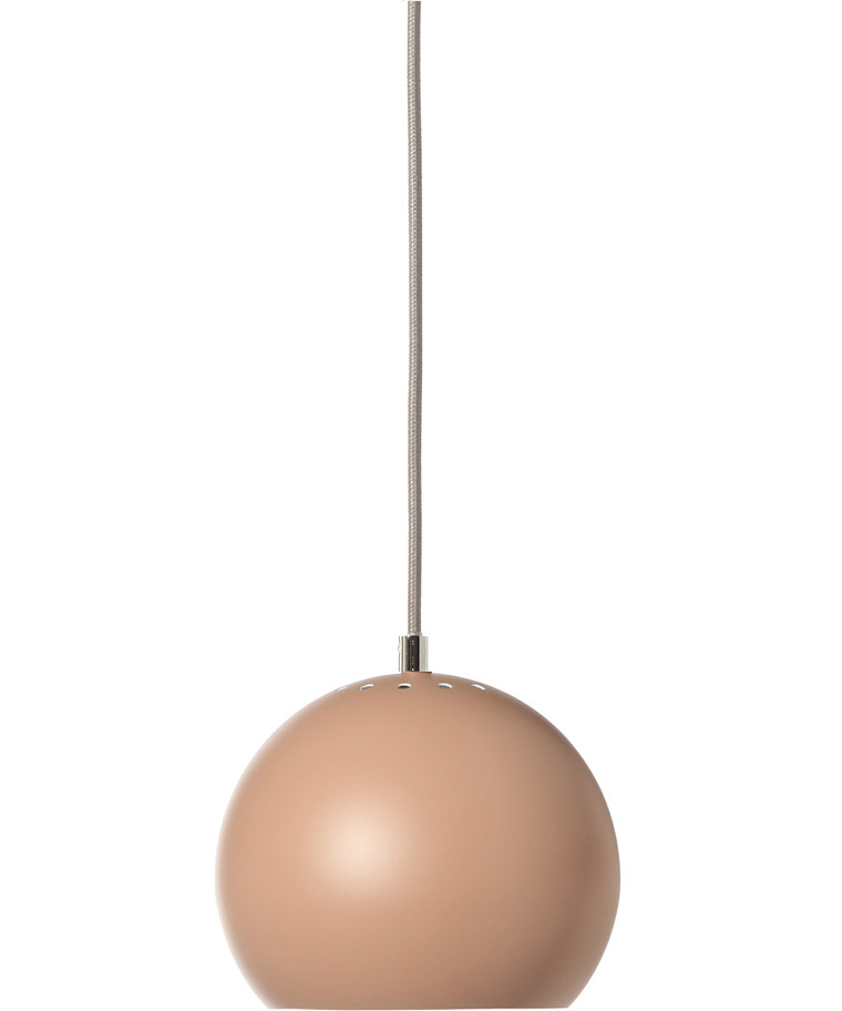 Ball Pendel Mat Nude - Frandsen