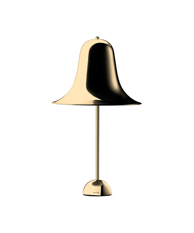 Pantop Bordslampa Mässing - Verpan