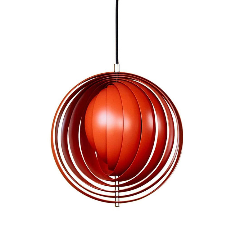 Moon Small Taklampa Orange - Verpan