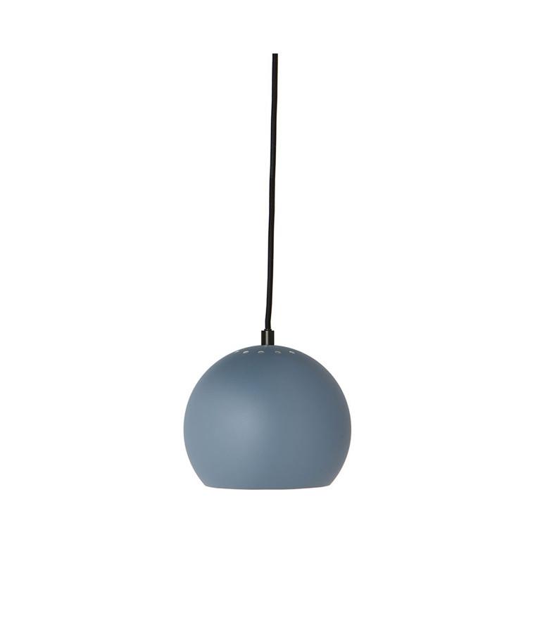 Ball Pendelleuchte  Blau - Frandsen