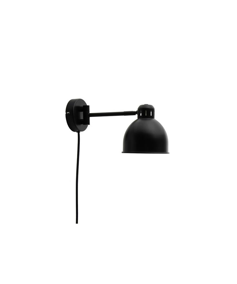 Job Mini Væglampe Sort - Frandsen