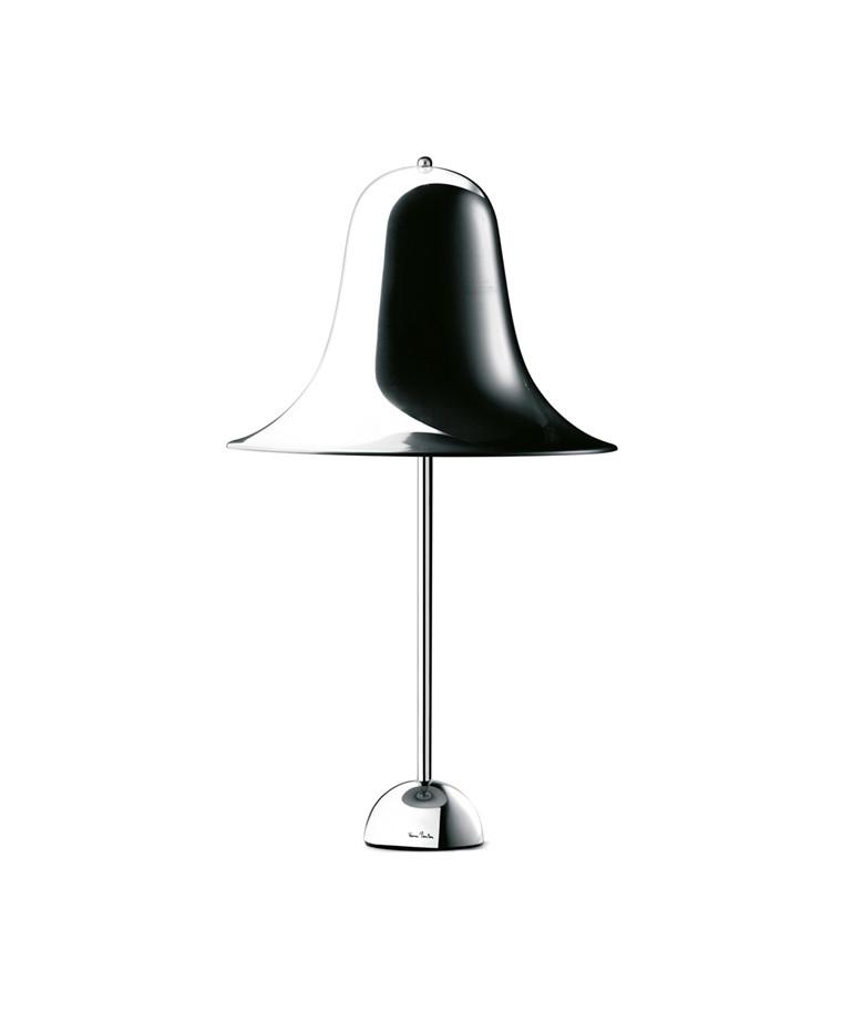 Pantop Bordlampe Krom - Verpan