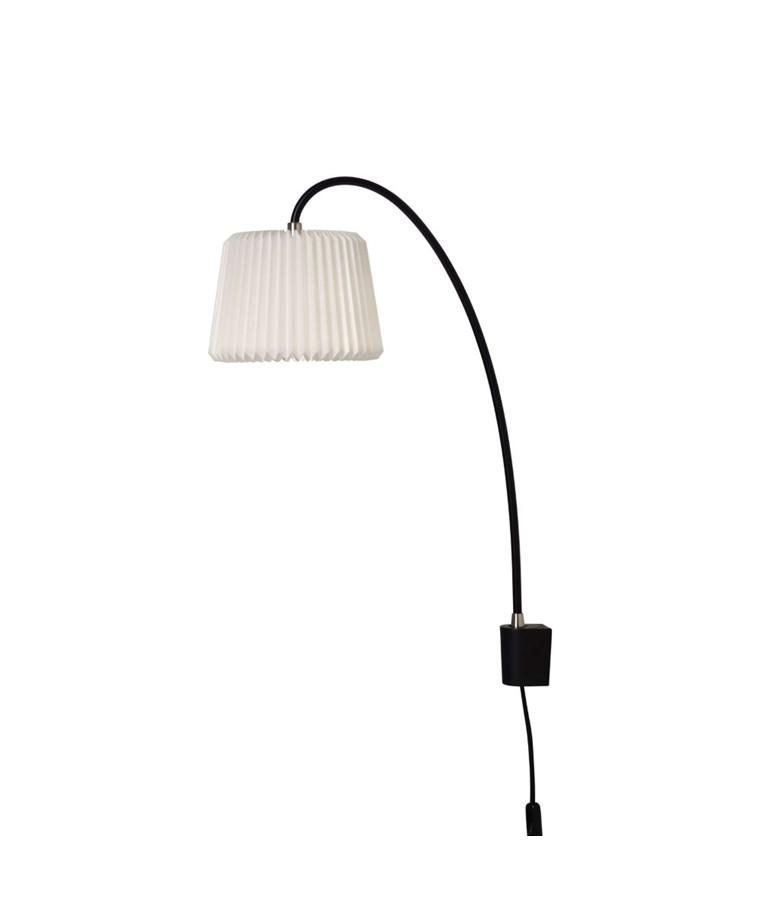Snowdrop 220 Væglampe Silk White - Le Klint