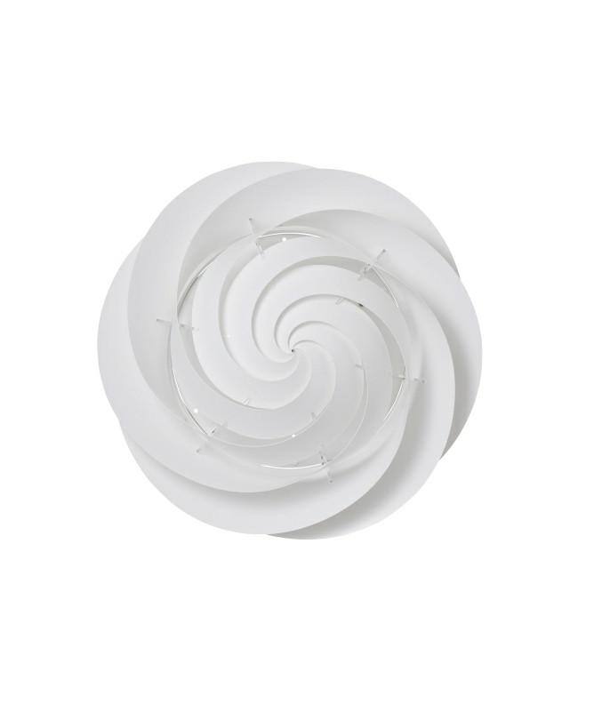 Swirl Loftlampe/Væglampe Medium Hvid - Le Klint