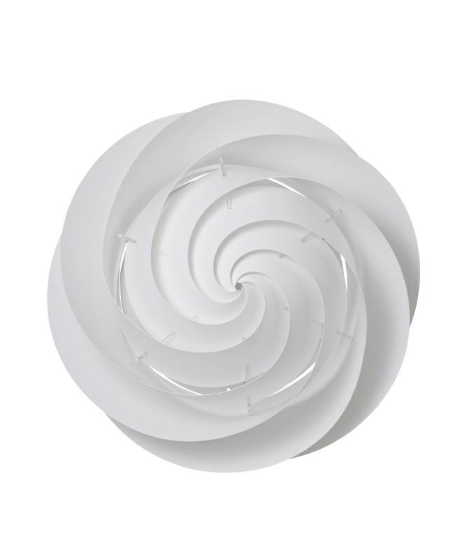 Swirl Loftlampe/Væglampe Large Hvid - Le Klint