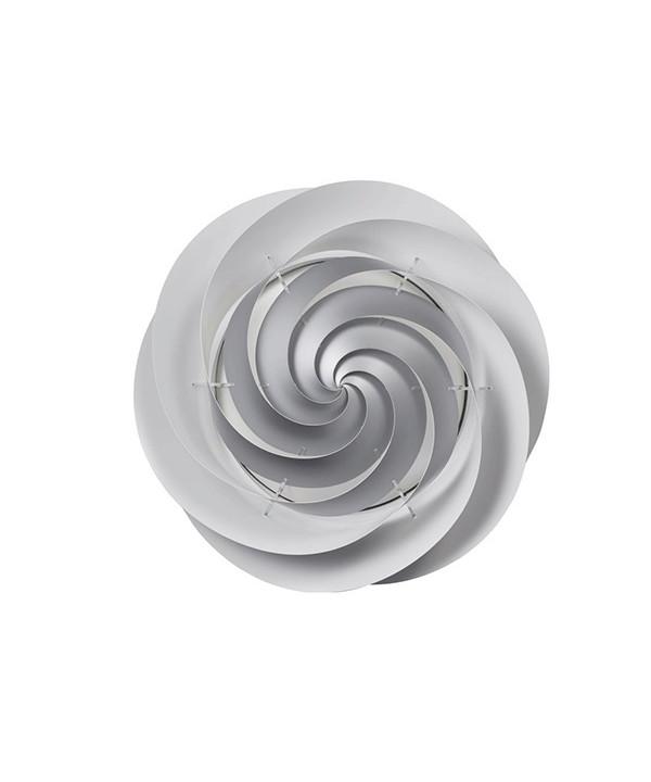 Swirl Væglampe/Loftlampe Medium Sølv - Le Klint