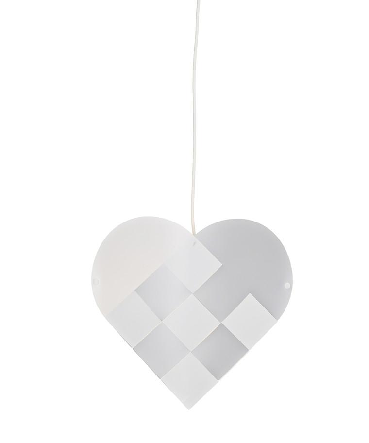 Le Klint Hjerte Medium Sølv - Le Klint
