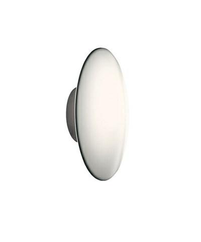 AJ Eklipta Ø220 9W/3000K LED Væglampe/Loftlampe - Louis Poulsen