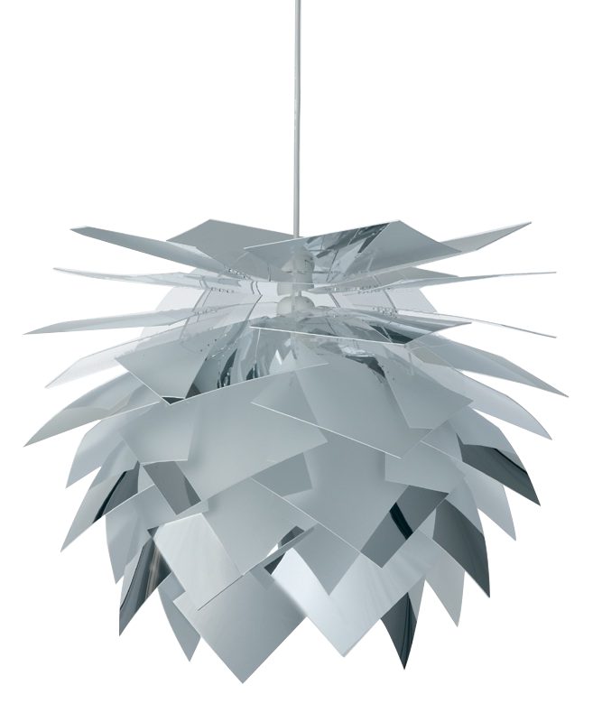 PineApple Small Taklampa Mirror - Dyberg Larsen