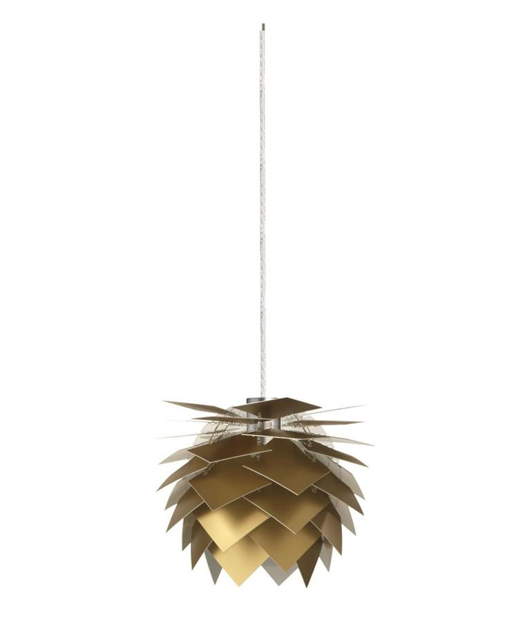 PineApple XS Pendel G9 Guld Look - DybergLarsen