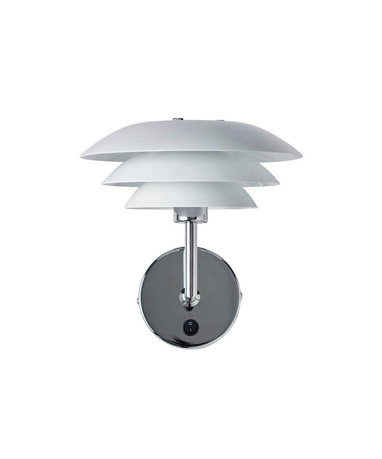 DL20 Vegglampe Hvit - DybergLarsen