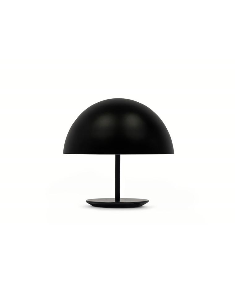 Dome Bordlampe Svart - Mater