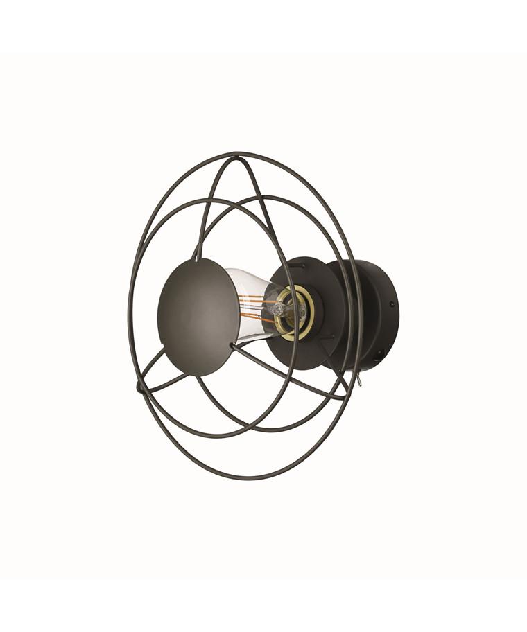 Radio Wandleuchte Ø28 - Watt A Lamp