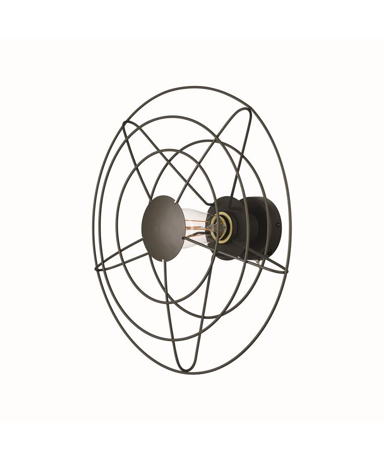 Radio Vegglampe Ø44 - Watt A Lamp