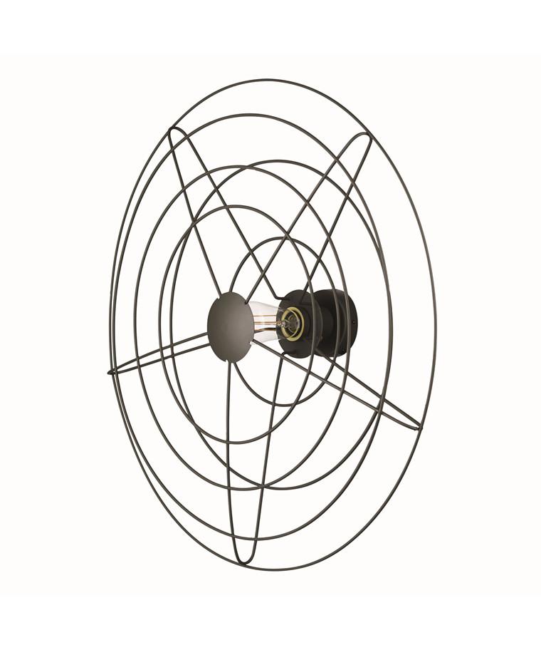 Radio Wandleuchte Ø70 - Watt A Lamp