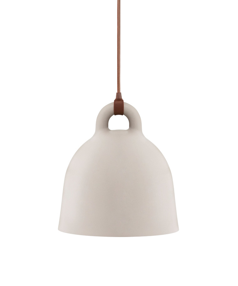Bell Pendel Small Sand - Normann