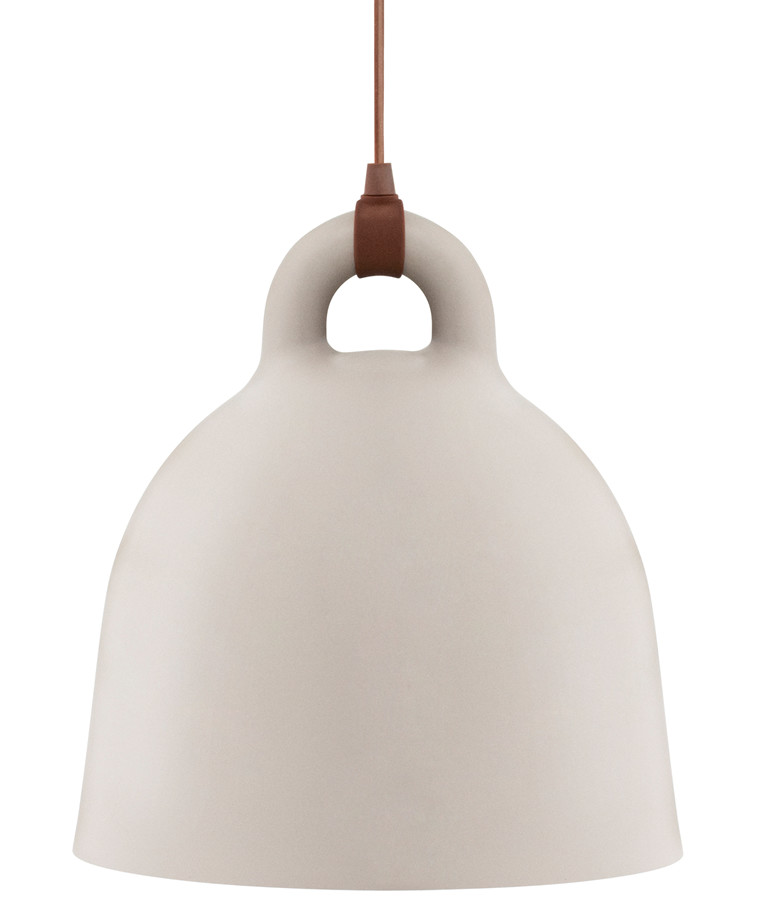 Bell Taklampa Large Sand - Normann