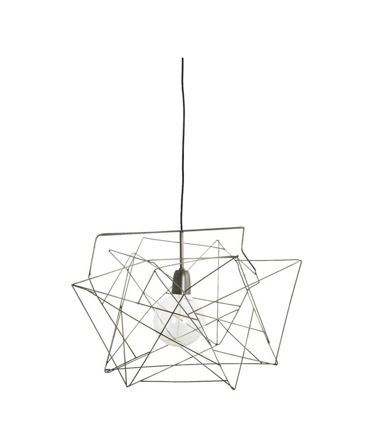 Asymmetric Lampskärm Grå - House Doctor