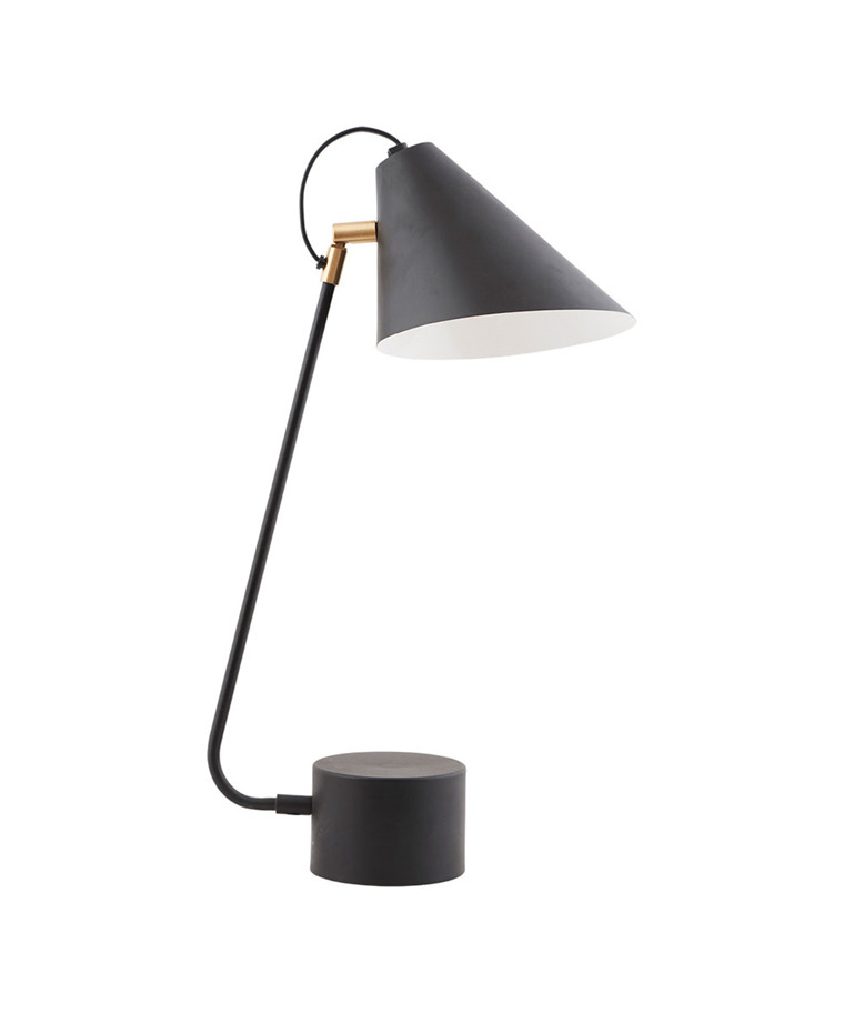 Club Bordslampa H54cm Svart - House Doctor