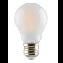Pære LED 7W E27 Frostet - e3light