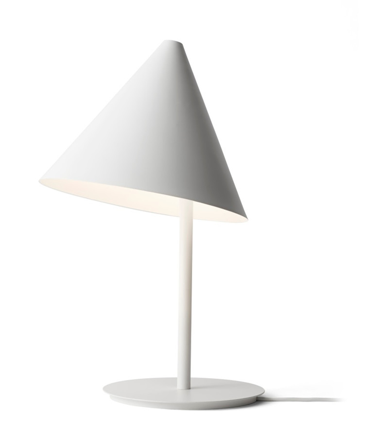 Conic Bordslampa Vit - Menu