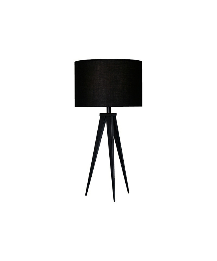 Paso Basic 35 T1 Bordlampe Sort - Darø