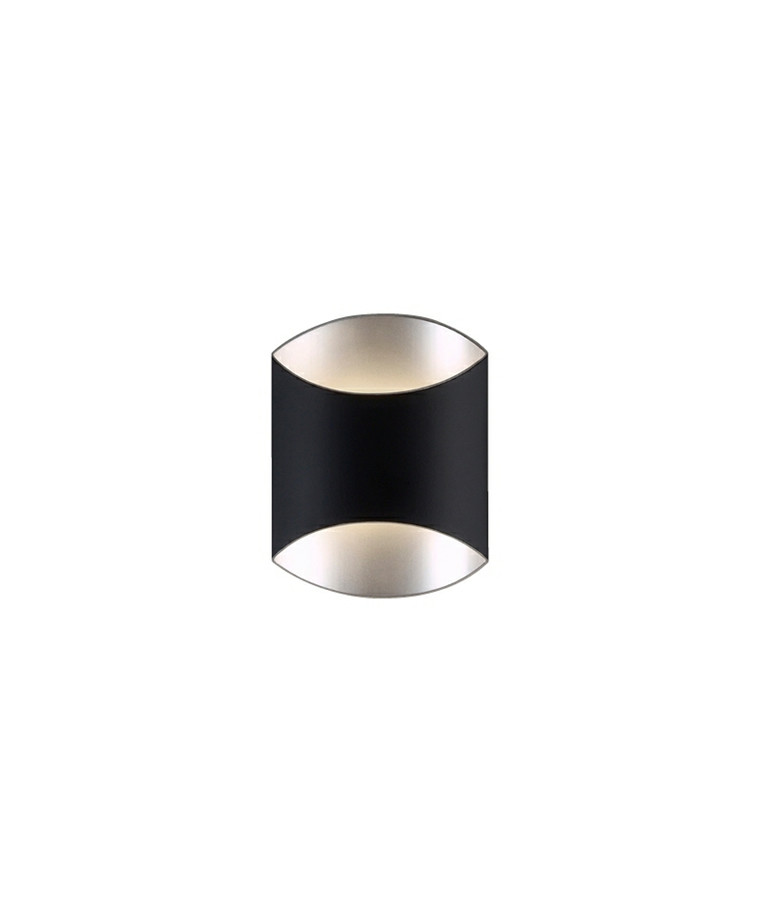 Archos 12 W1 Vägglampa Svart - Darø