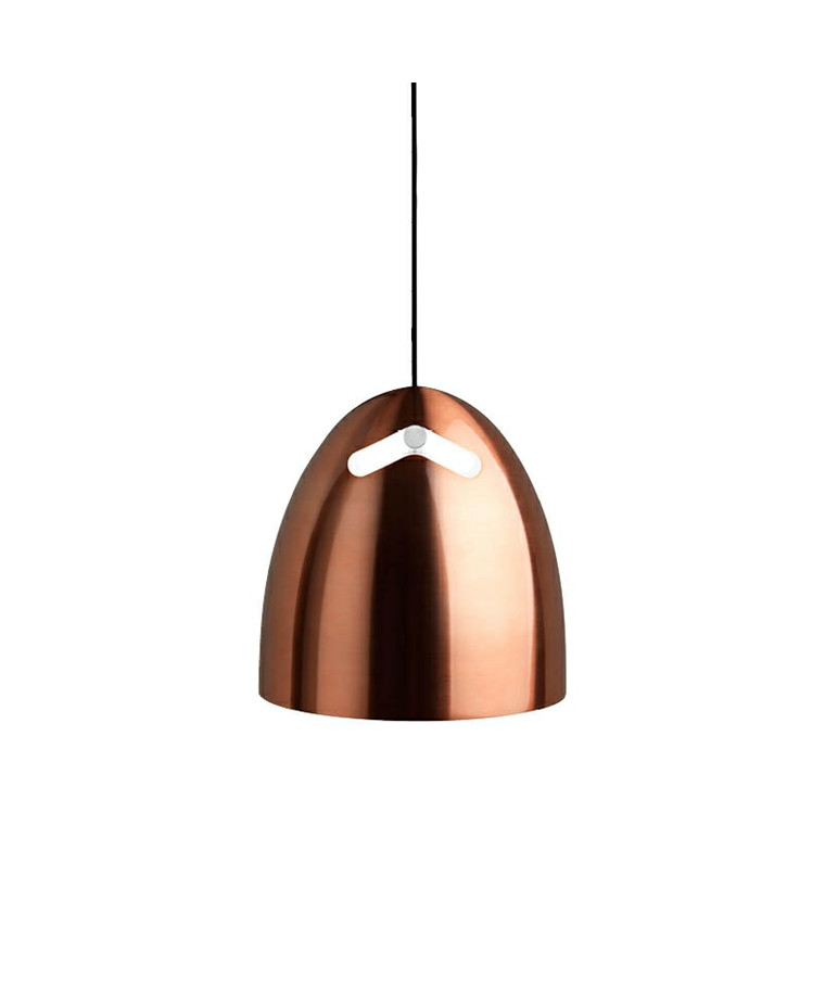 Bell+ 30 Taklampa Koppar - Darø