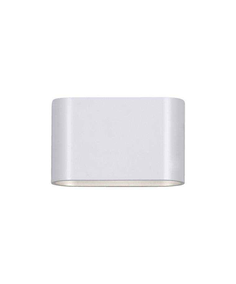 Fiora 16 W1 Vägglampa Mat Vit - Darø