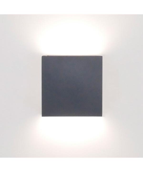 Image of   Juelsminde Udendørs Væglampe Antracit - David Superlight