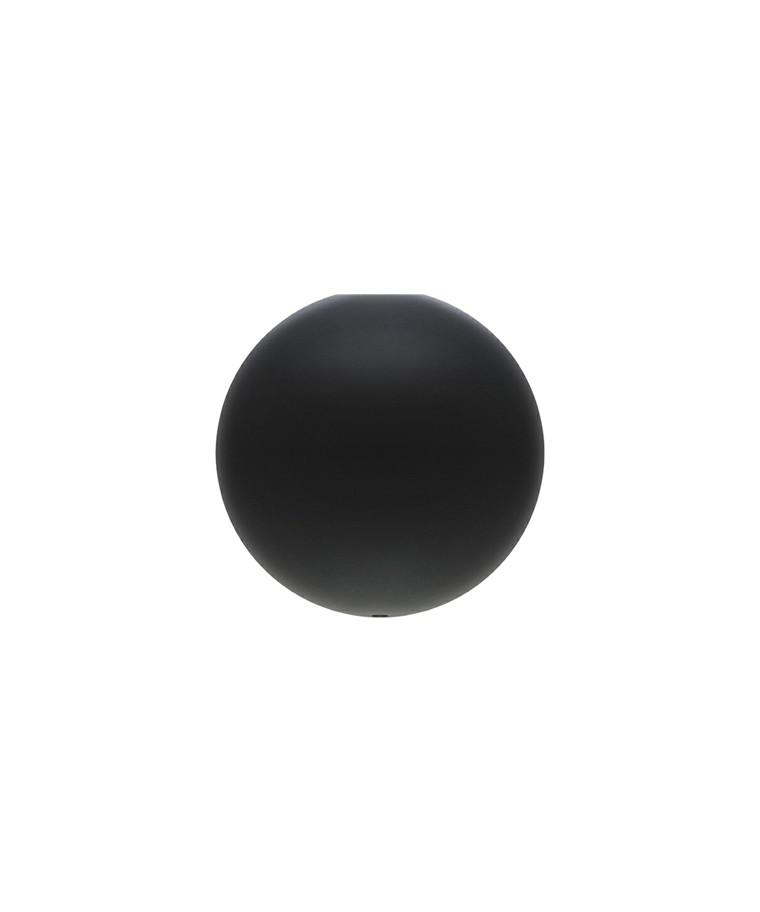 Cannonball Armaturkåpa Svart - Vita