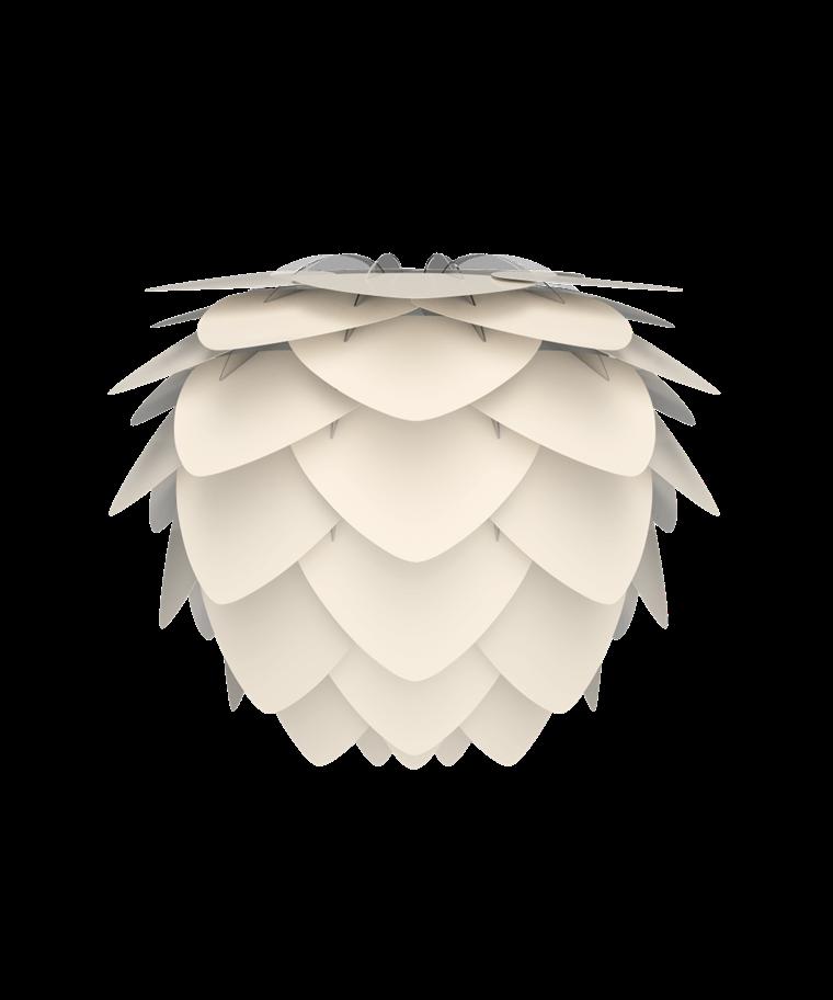 Aluvia Medium Skærm Pearl  - Vita