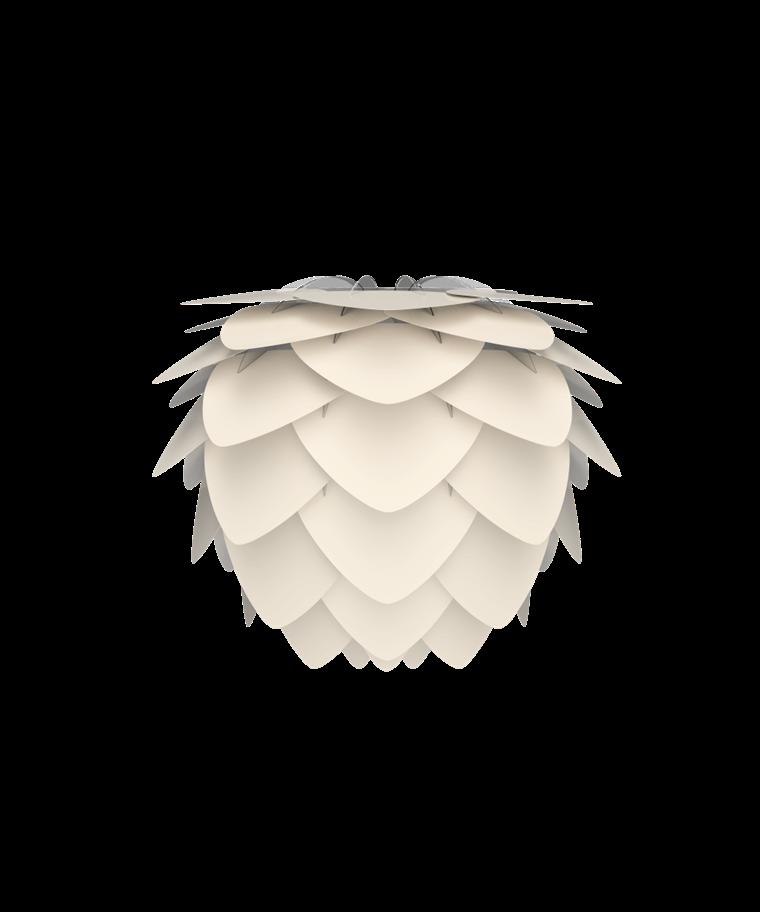 Aluvia Mini Skärm Pearl - Vita